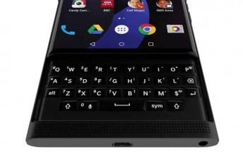 Here is a short glimpse at BlackBerry Venice promo videos