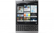 BlackBerry launches the Passport Silver Edition, out today