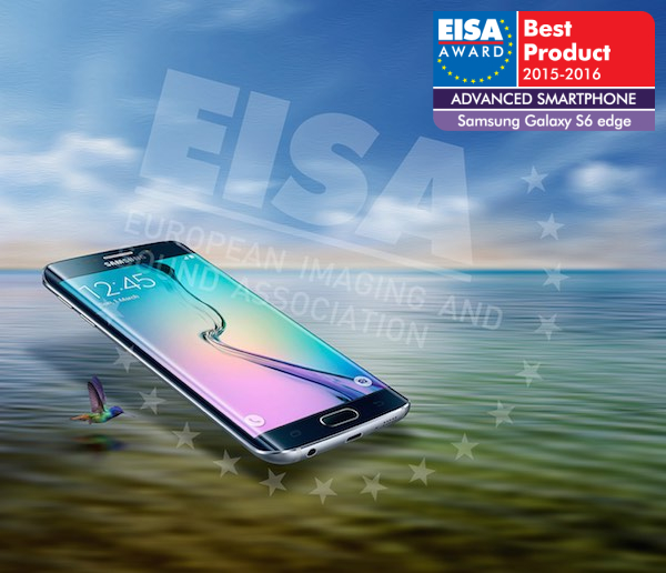 EISA Mobile Devices Awards 2015-2016 winners