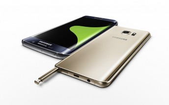 US pricing for Galaxy Note5 and Galaxy S6 edge+ announced