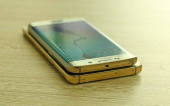 Now you can get Samsung Galaxy Note5 and S6 edge in real gold