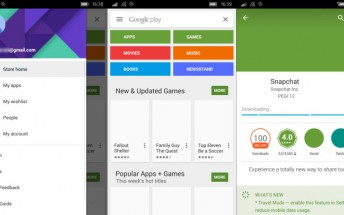 XDA members found a way to side-load Google Play services on Windows 10 Mobile