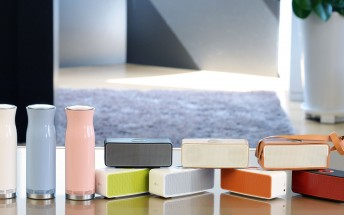 LG to announce odd-looking Bluetooth speakers at IFA, see them here