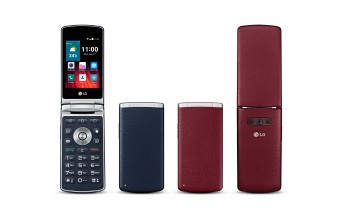 LG Wine Smart  Android flip phone hits international markets
