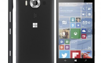 Alleged press images of Microsoft�s upcoming duo of flagship smartphones leak out