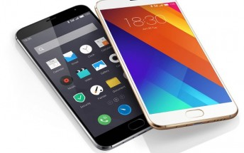 Meizu launches MX5 flagship smartphone in India