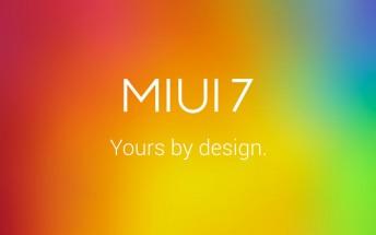 Xiaomi unveils MIUI 7: faster, smarter, prettier