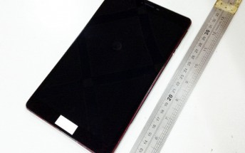 Google Nexus 8 tablet dummy shows up in photos