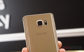 Here are the first Samsung Galaxy Note5 camera samples