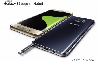 Samsung Galaxy Note5 and S6 edge+ found to aggressively close tasks in the background