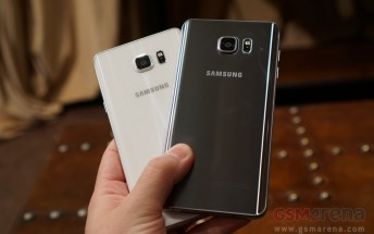 Samsung Galaxy Note5 will not launch in Europe this year