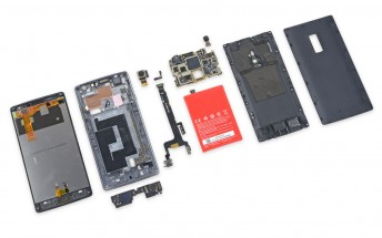 OnePlus 2 torn down, gets 7/10 for repairability