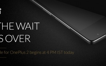 The OnePlus 2 is going on sale today for those who have an invite