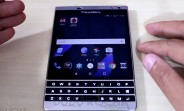 BlackBerry Passport Silver Edition with Android OS gets showcased in a lengthy video