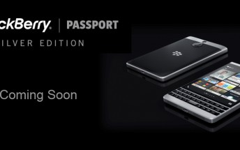 BlackBerry Passport Silver Edition is now up for pre-order in the UK