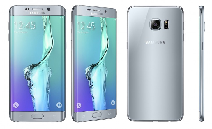 samsung galaxy s6 edge outed with a 5 7 dual curved. Black Bedroom Furniture Sets. Home Design Ideas
