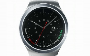 Samsung teases round Gear S2 smartwatch for IFA announcement