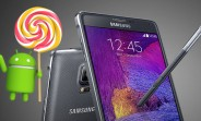 Android 5.1.1 seeding for European Samsung Galaxy Note 4 (SM-N910F)