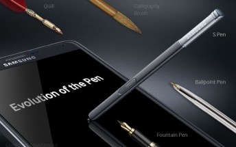 Samsung recounts the history of the pen, says S Pen is 'perhaps the most advanced ever'