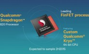 Samsung is said to be intensively testing the Snapdragon 820