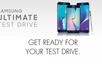 Samsung's Ultimate Test Drive is already out of units
