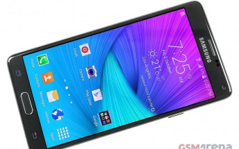 Sprint's Galaxy Note 4 receives Android 5.1.1, important security fix