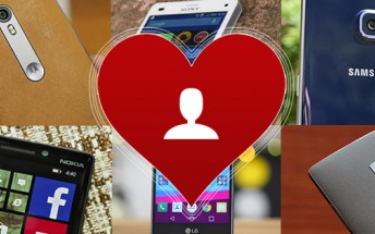 Top ten fan favorite phones in September