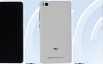 Xiaomi Mi 4c spotted at TENAA, benchmarked already