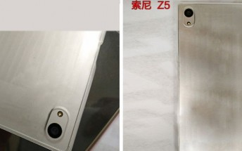 Purported Sony Xperia Z5 Premium leaks in live photos