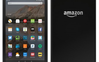 10-inch Amazon Fire tablet gets shown in leaked press renders