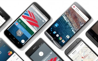 Android Pay said to be launching in UK in March