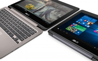 Asus Transformer Book T100HA and Flip TP200SA are out, affordable convertibles