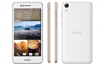 HTC Desire 728 debuts in China with MediaTek MT6753 chipset on board