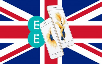 iPhone 6s and 6s Plus on EE: coming Sept 25, starting at �50 a month