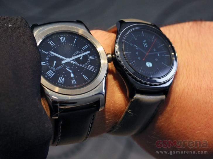 Samsung's Gear S2 and S2 Classic will be out in the US on October ...