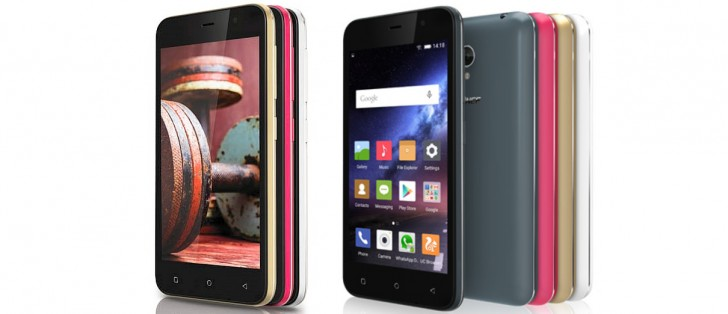 gsmarena 001 Gionee Pioneer P3S goes official with a bigger screen, more storage
