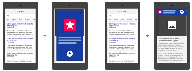 gsmarena 003 Google will soon stop considering sites with full page app install ads as mobile friendly