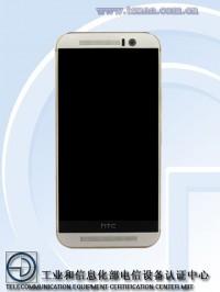 gsmarena 001 HTC One M9e passes through TENAA, a single camera One M8s?