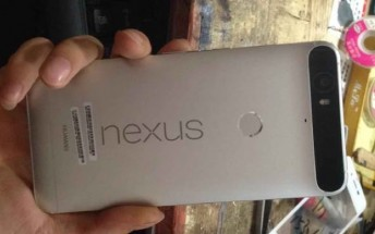 Upcoming Huawei Nexus 6P rumored to pack up to 128GB of built-in storage
