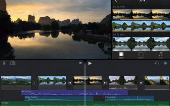 iMovie for iOS updated to support 4K resolution