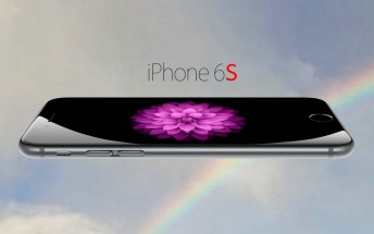 Vodafone NL confirms 'iPhone 6s' name, everyone feigns surprise