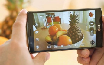 LG G4 stops by DxO Labs, rated second best