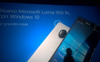 Microsoft Lumia 950, Lumia 950 XL, and Lumia 550 get fully detailed in leaked slides