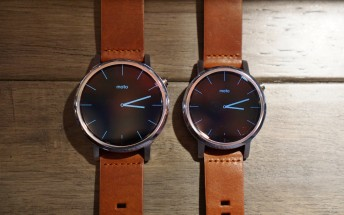 The new Moto 360 is headed to China sans Google services