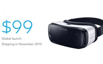 Samsung and Oculus announce new, more affordable Gear VR headset