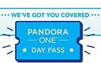 Pandora One Day Pass gives you a day of Pandora One benefits for 99 cents