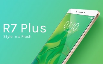 Oppo R7 Plus goes up for pre-order in the United States, doesn't come cheap