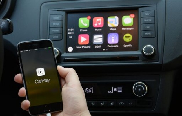 Seat Cars Will Support Apple Car Play Android Auto And