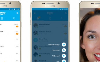 Skype 6.0 now available on iOS and Android, boasts with new design