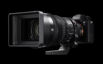Sony announces the A7S II